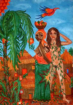 Madalena Lobao-Tello - Mother black mother white