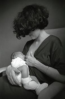 Sami Sarkis - Mother breastfeeding her newborn baby boy