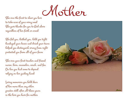 Mother by Pharris Art