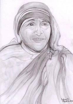 Xafira Mendonsa - Mother Teresa