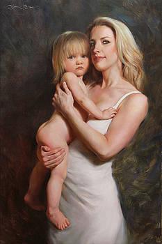 Motherhood by Anna Rose Bain