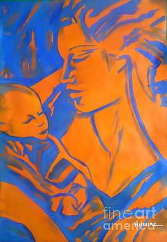 Motherhood II by Helena Wierzbicki