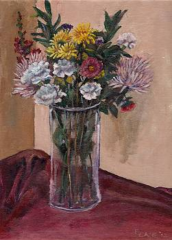 Mother's Day Bouquet by Elizabeth Lane