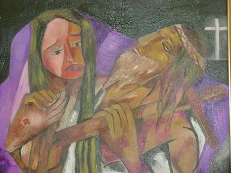 Mothers Love by Chitra Patnaik