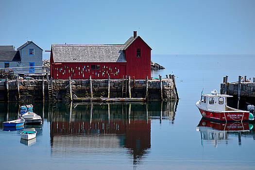 Motif Number One by Peggie Strachan