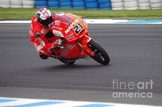 Moto Grand Prix 2015 by Blair Stuart