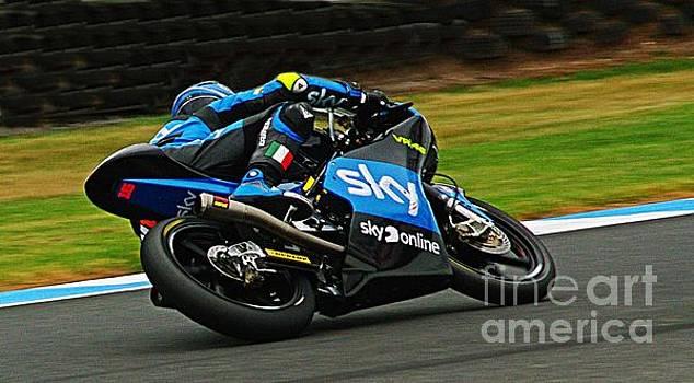 Moto Grand Prix by Blair Stuart