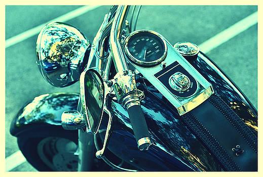 Motor Bike by La Dolce Vita