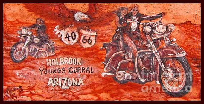 John Malone - Motorcycle Art