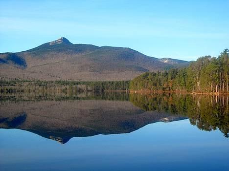 Mount Chocorua by Courtney Habrial