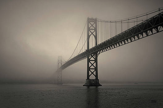David Gordon - Mount Hope Bridge Toned