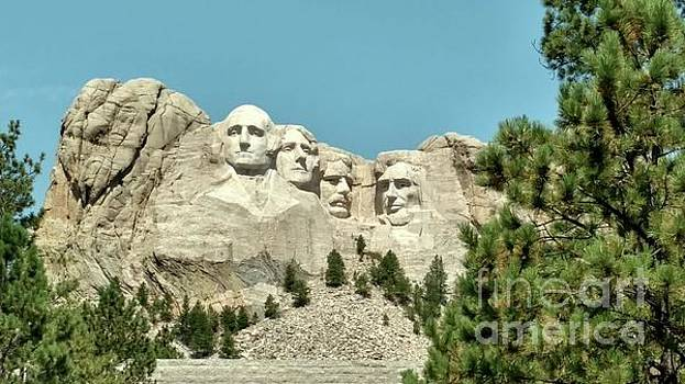Mount Rushmore by Kevin Croitz