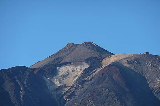 Mount Teide by George Leask