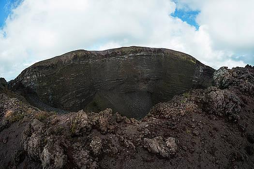 Mount Vesuvius Volcano  by Giovanni Chianese