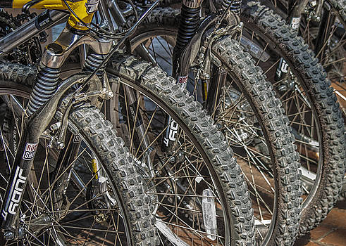 Randall Nyhof - Mountain Bicycles and Tires