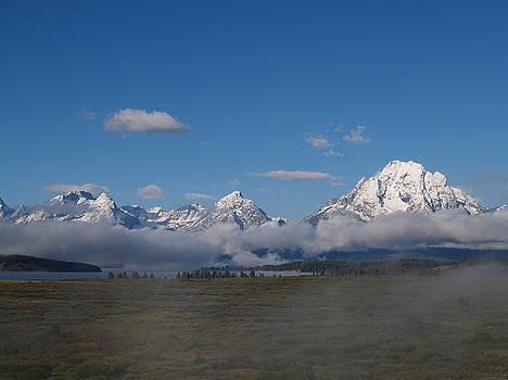 Mountain Dawn by Robert Lowe