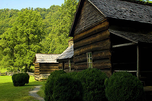 Mountain Farm  by Sheri Heckenlaible