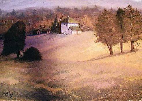 Mountain House by Sue Coley