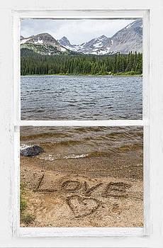 James BO  Insogna - Mountain Lake Window Of Love