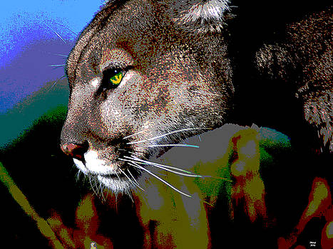 Mountain Lion by Charles Shoup
