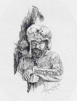 Mountain Man Hans by Judith Angell Meyer