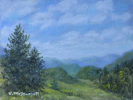 Mountain Meadows by Kathleen McDermott