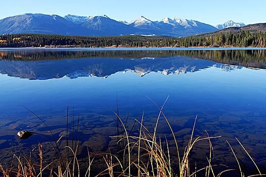 Larry Ricker - Mountain Reflections