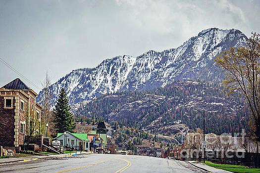 Mountain Town by Joan McCool