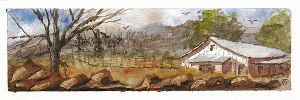 Barry Jones - Mountain View Barn