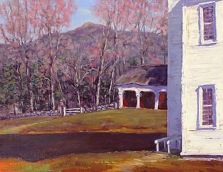 Mountain View by Ken Fiery