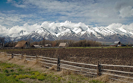 James Steele - Mountains in Logan Utah