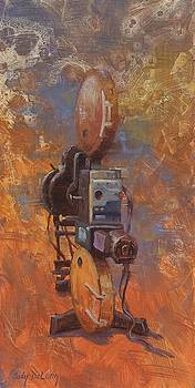Moving Picture Machine by Cody DeLong