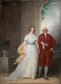Mr and Mrs by Thomas Russell