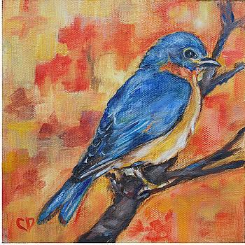 Mr. Blue by Carol DeMumbrum