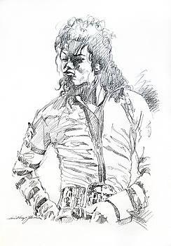 David Lloyd Glover - Mr. Jackson