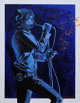 Mr. Mojo Risin  by Anthony Jensen