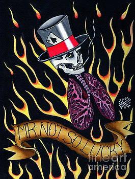 Mr. Not So Lucky by Kevin  Guinn