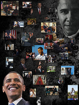 Mr. President by Aaron Pierre Pines