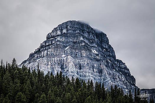 Mt Chephern  by Adnan Bhatti