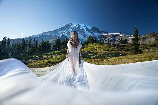 Mt Goddess by Dario Infini