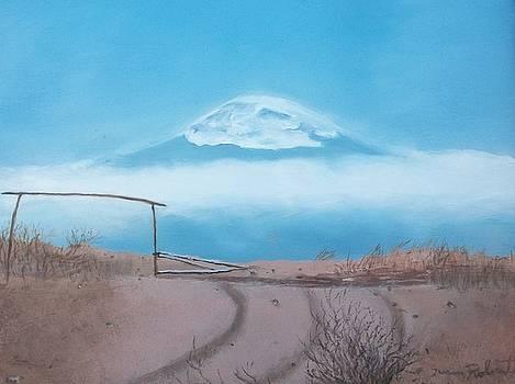 Mt. Kilimanjaro by Susan Roberts