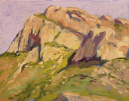 Mt Kimball by Mary McInnis