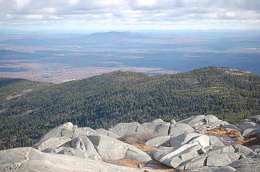 Mt. Monadnock by Sarah Hamlin