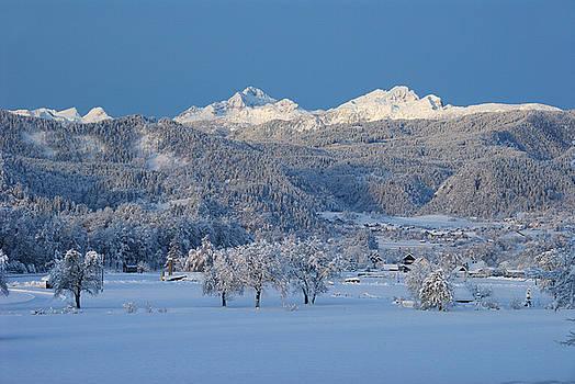 Mt. Triglav by Tomaz Kunst