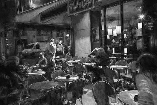 Mucha Cafe by John Rivera