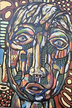 Muchadumbre # 9 by Jeffrey Davies
