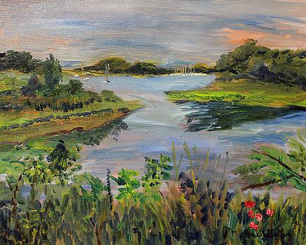 Mud Cove by Michael Helfen