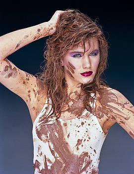 Mud Wrestler by Sandy Ostroff