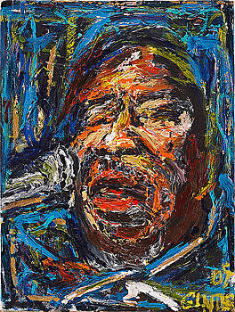 Muddy Waters by Patrick Ginter