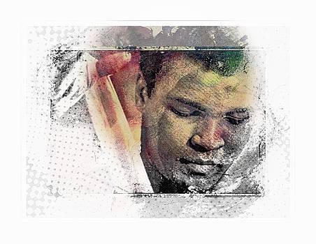 Muhammad Ali by Allen Beilschmidt